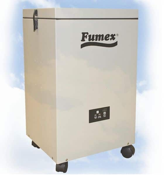 FA1 Fume Extraction for Electronics Manufacturing