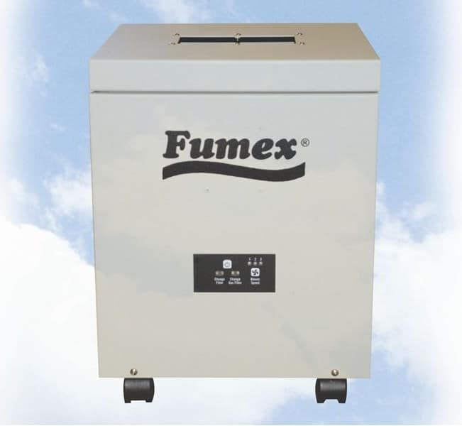 FA1-Mini Fume Extraction for Electronics Manufacturing