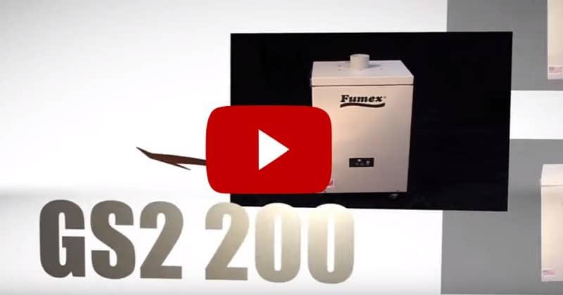 GS2-200, Remove Odor & Gas Fumes