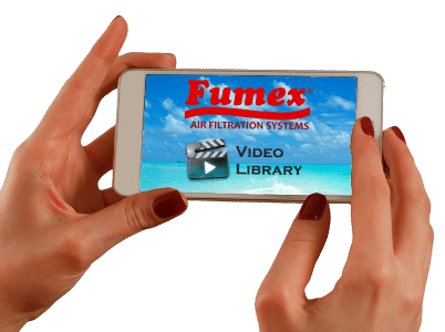 Fumex, Inc. Video Library | Industrial Indoor Air Filtration